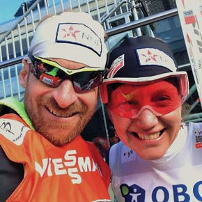 Greggs, Bjornsens compete in final World Cup races of the season