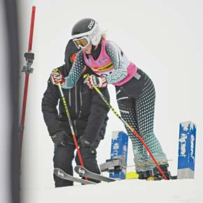 Loup Loup Alpine Team competes at Mission Ridge, hosts Wolf Chase