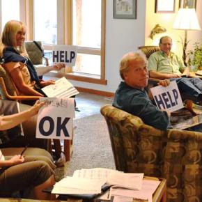 Neighborhood group organizes, plans for surviving the next natural disaster