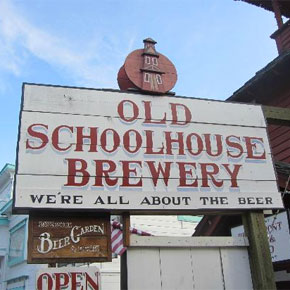 Log Jam rocks Old Schoolhouse Brewery for four days this weekend