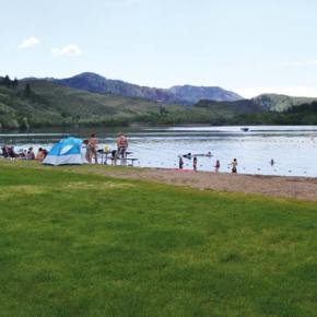 Pearrygin Lake's new ranger appreciates Methow hospitality, scenery