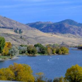 Pearrygin Lake State Park prepares for onset of winter
