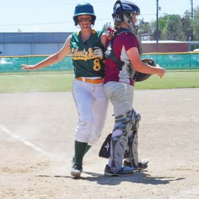 Comeback puts Lady Lions in state softball tournament