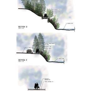 Progress reported on RiverWalk, Susie Stephens Trail in Winthrop