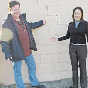 Twisp Town Council awards contract for new public works shop