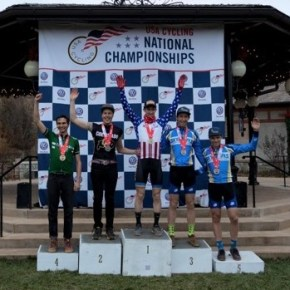 Cupp excels at Cyclo-Cross Nationals
