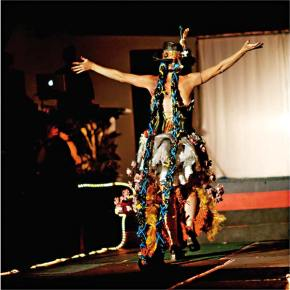 Take in the trash at Confluence Gallery's annual fashion extravaganza