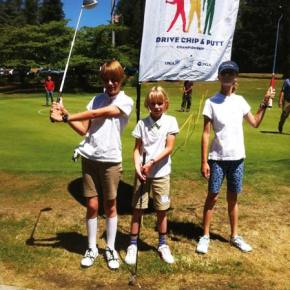 Local youth golfers compete in Bellingham