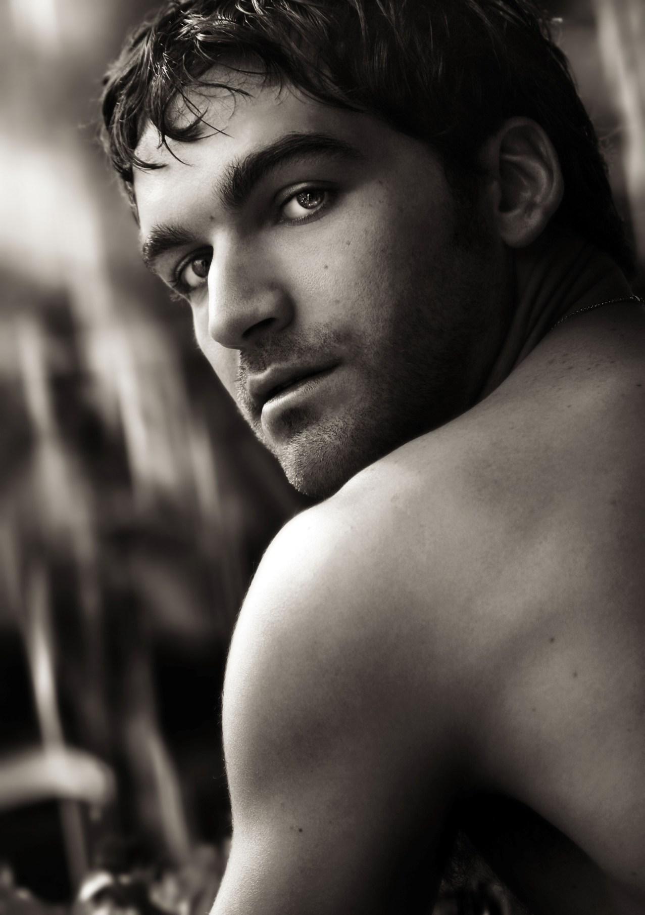 MALE FITNESS BODY PORTRAITS 004583 (Custom)