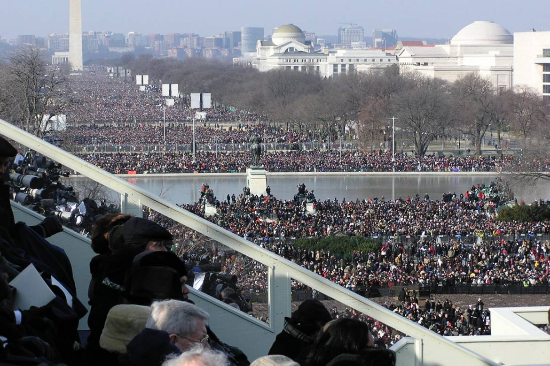 Bilo je nekoč v Ameriki: na inavguraciji Baracka Obame (fotoreportaža)