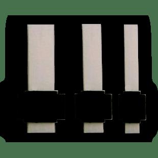 Pontas Sintéticas  A, B E C  P/ Kit Escrita 3