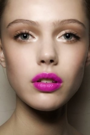rossetto-fucsia-e-nude-make-up