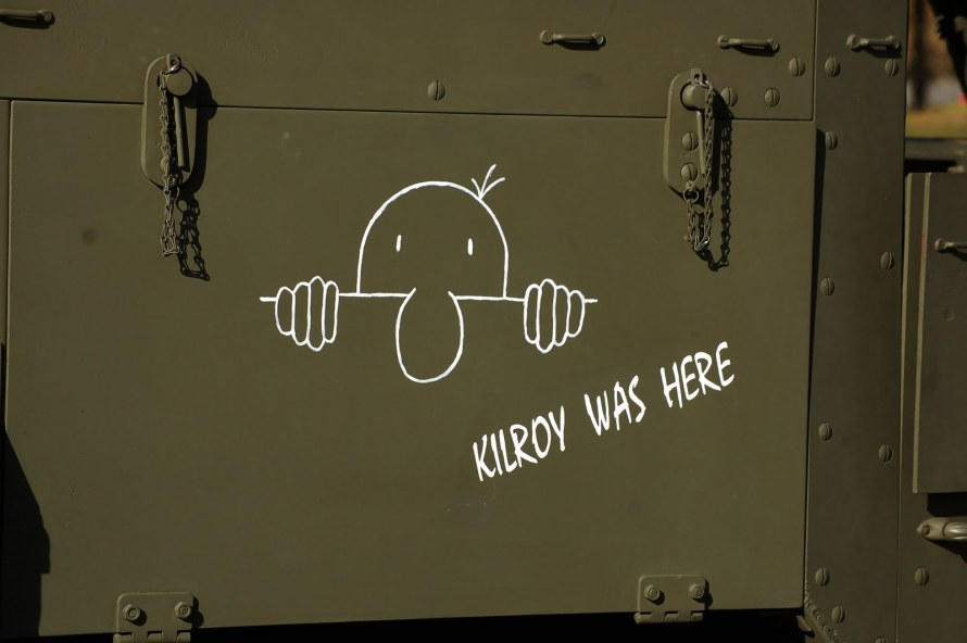 KILROY WAS HERE 01