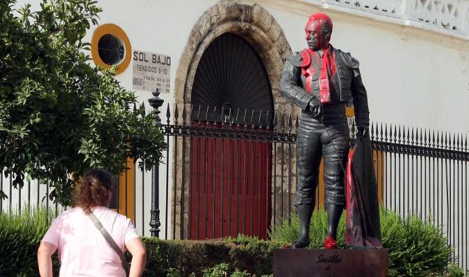 Urbanismo invertirá 20.000 euros en la limpieza de pintadas en el patrimonio