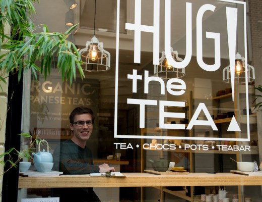 Hug the Tea Den Haag