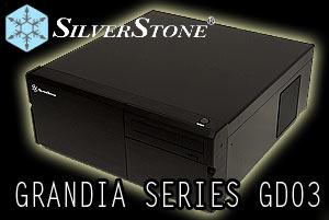 Silverstone Grandia Series GD03 HTPC