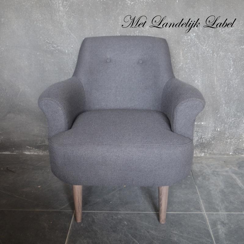 Mini fauteuil Sanne