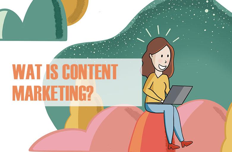 Wat is contentmarketing?