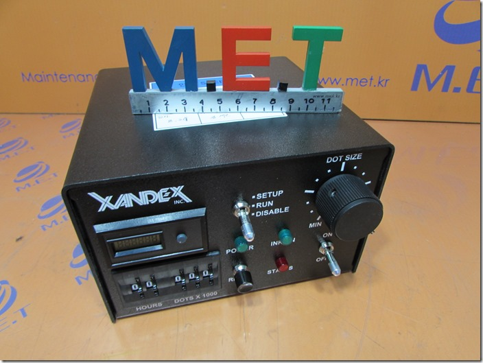 XANDEX 350-0002 REV AL