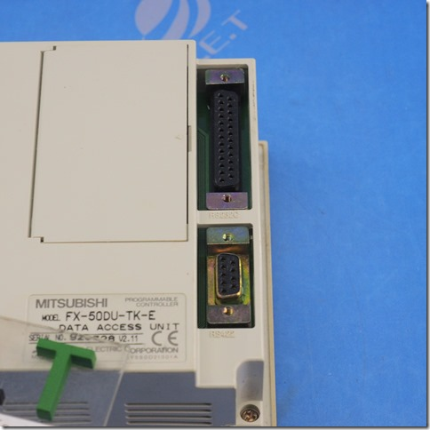 PAN0286_FX-50DU-TK-E_MITSUBISHI_DATA ACCESS UNIT_FOR PARTS (4)