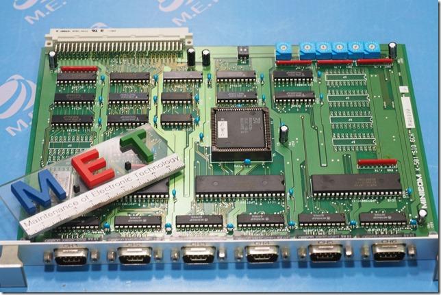 PCB1271_K-501_MINICOM_SIO 6CH_USED (2)