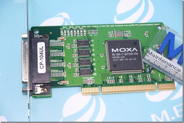 PCB2028_001_PC-104UL_MOXA_4PORTRS-232UNIVERSLALOWPROFILEPCICOMMUNACATIONBOARD_USED (3)