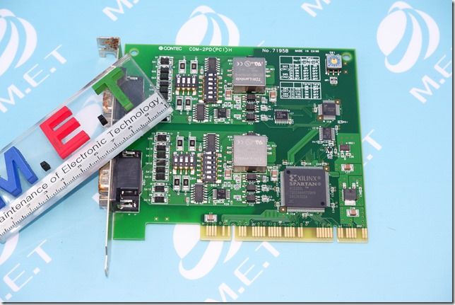 PCB2031_001_COM-2PD(PCI)H_CONTEC_NO7195B_USED (1)