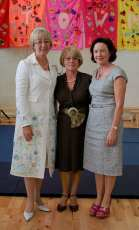 Monkstown Educate Together National School officially opened by local Minister Mary Hanafin TD