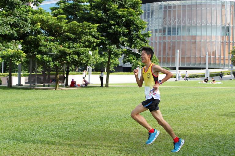 Knock Out Sprint 2017 - Central & Western District Promenade