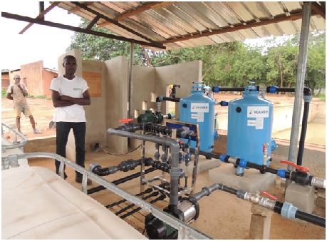 METOD CI Irrigation En Cte Divoire