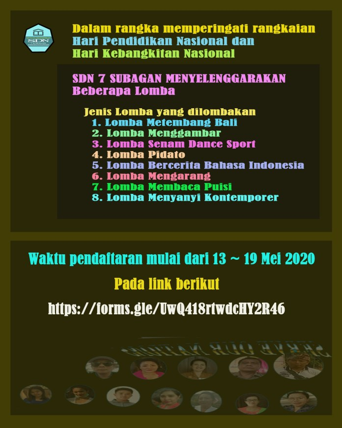 Flayer Lomba