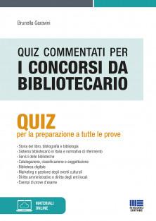 concorsi da bibliotecario Quiz per la preparazione a tutte le prove