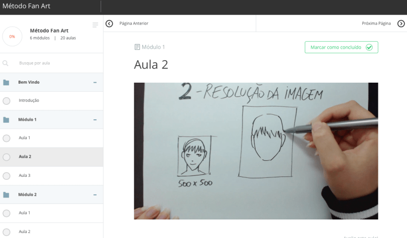 Screen Shot 2017 05 15 at 21.21.36 - Como aprender a desenhar Animes - FAN ART2.0