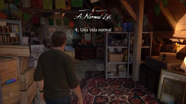 Como el juego en sí, Nathan Drake conserva mucho de sus anteriores aventuras.