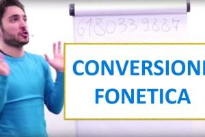 cropped conversione fonetica.001 - Conversione Fonetica: spiegazione completa [Esempi Pratici ed Esercizi]