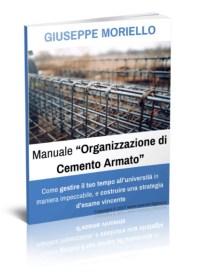 organizzare studio organizzazione esami manuale organizzazione cemento armato