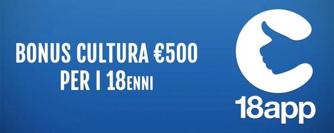 18app feat 1200x480 1 - 18app: come funziona e dove usare il bonus cultura di 500€.
