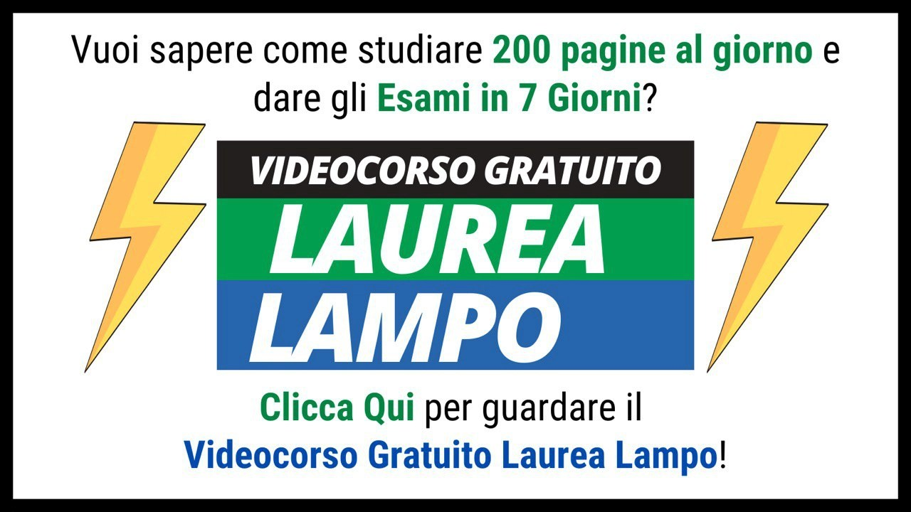 Laurea Lampo