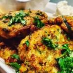 Greek zucchini fritters recipe