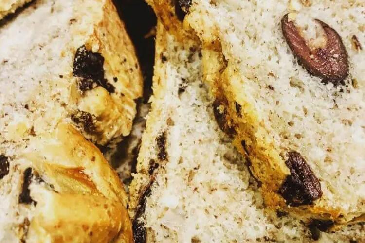 greek olive bread recipe eliopsomo