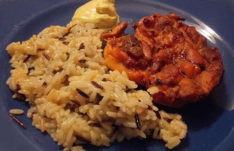 Read more about the article Φιλέτο Κοτόπουλου μαριναρισμένο με SMOKEY BBQ στη γάστρα, γράφει η Γιάννα