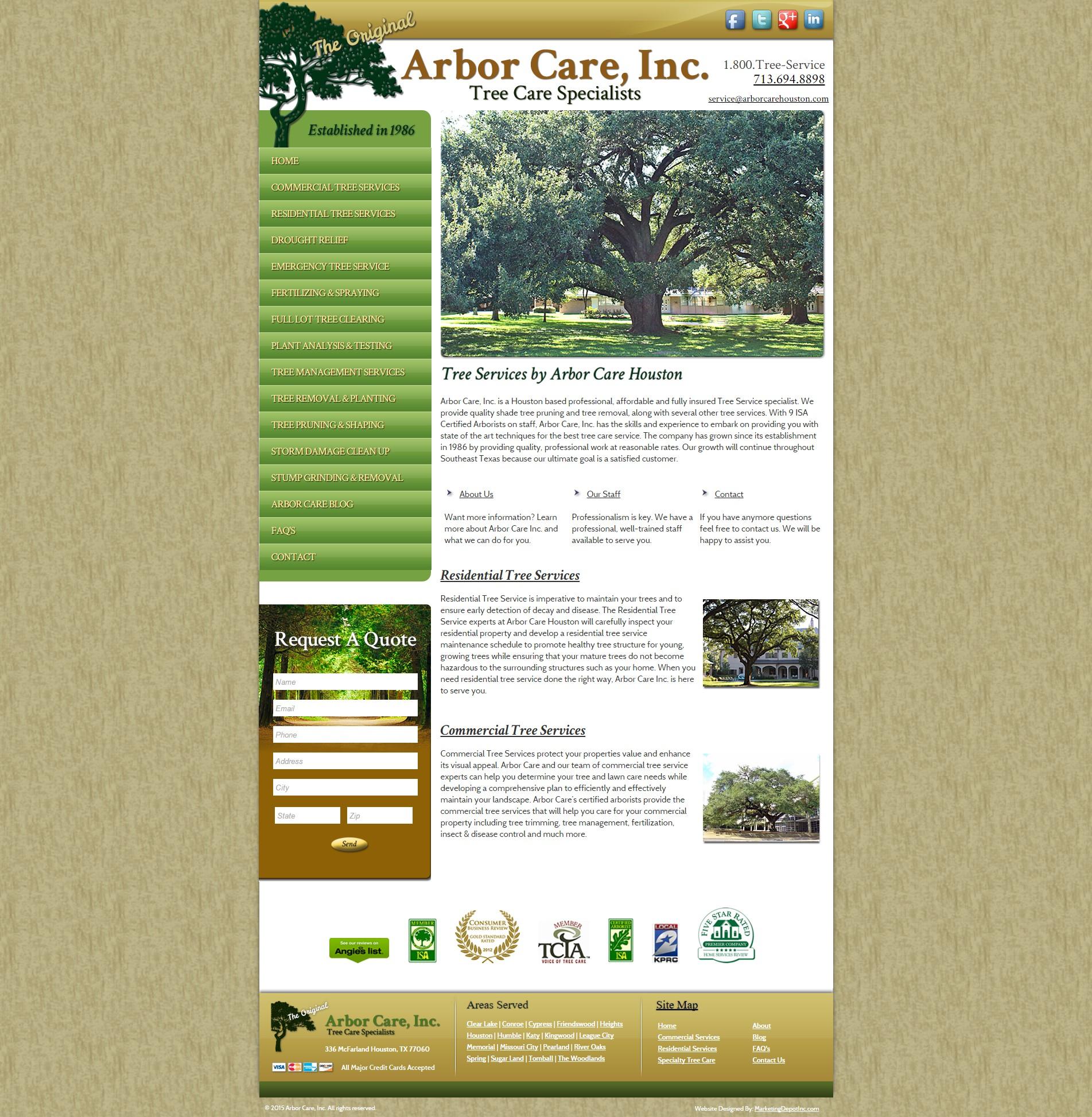 Arbor Care Inc