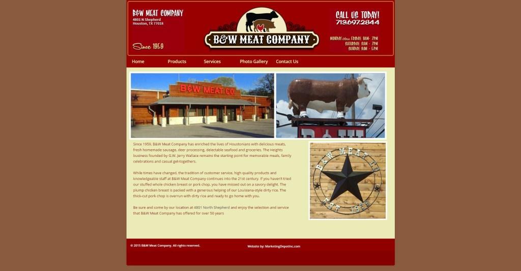 B&W Meat Company