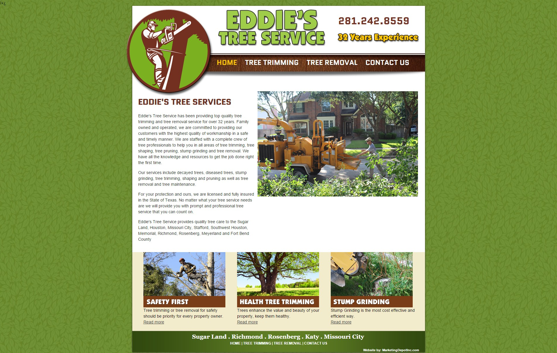 Eddie's Tree Service