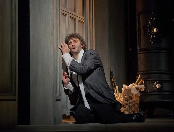 "Jonas Kaufmann as the title character in Massenet's ""Werther.""  Photo: Ken Howard/Metropolitan Opera"