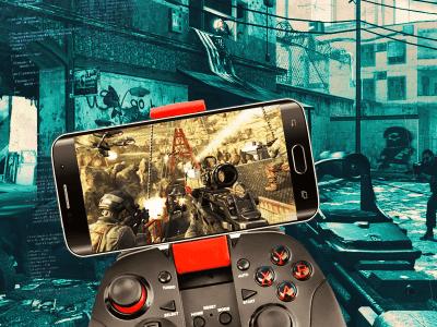 """لُعبة """"Call of Duty"""" فوق سماء غزّة"""