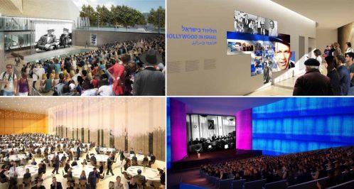 صور لأقسام المتحف المختلفة. المصدر: الملف التعريفي بالمتحف المنشور على موقع مؤسسة فيزنثال.
