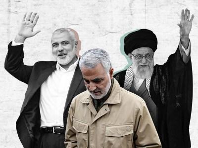 حماس، إيران، والأخلاق الطائرة