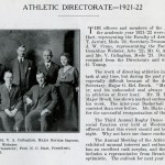 1921-22-AthleticDirectorate-Occi