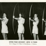 1942-43-Womens-Archery-InterYear-Arts46-Occi